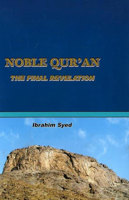 Noble Qurr'an The Final Revelation