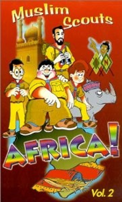 Muslim Scouts in Africa - English [VHS]