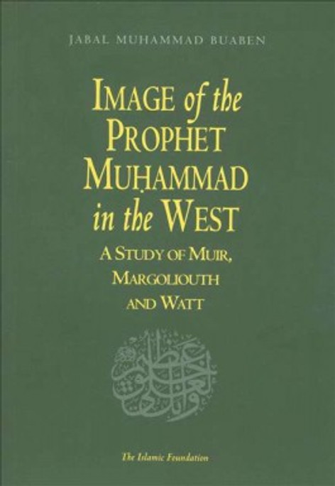 Image of the Prophet Muhammad in the West [PB]