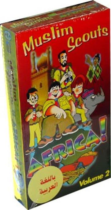 Scouts in Africa - Arabic [VHS]