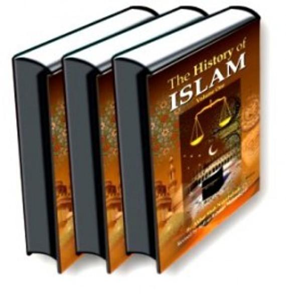 History of Islam 3 vol. set