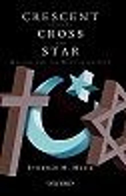 Crescent Between Cross and Star