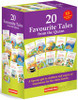 20 Favourite Tales From The Quran Gift Box (10 HB Books)