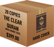 The Clear Quran® Series – with Arabic Text - Parallel Edition | Hardcover, 20 Copies Bulk