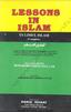 Lessons in Islam Ta'limul Islam (E-Book)