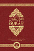 The Clear Quran® Series - with Arabic Text - Parallel Edition   Leather Bound