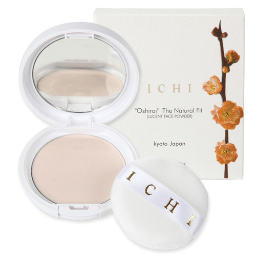 "Lucent Facial Powder ""Oshiroi"" Natural Fit"