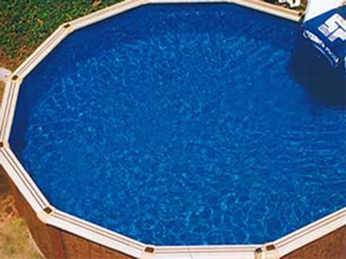 Round Pool Liner for Splasher 4.5m x 0.9m Pool, Australian Made