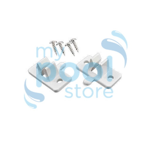 Filtrite SK1000 Skimmer Box Door Hinges (pair)