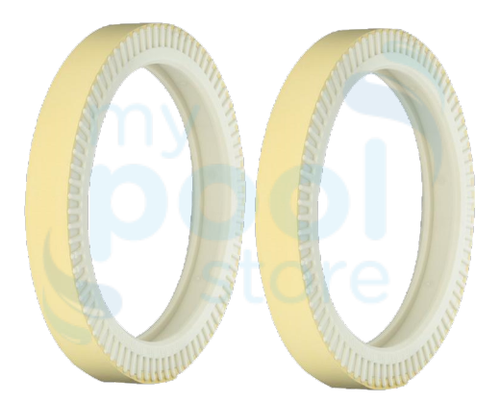 The Pool Cleaner Replacement Tyre's for Tiled Pools