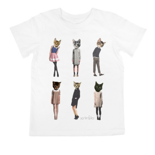 'FASHCAT 1' KID'S T-SHIRT