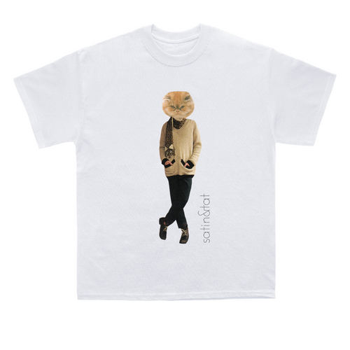 'FASHCAT TOM' KID'S T-SHIRT