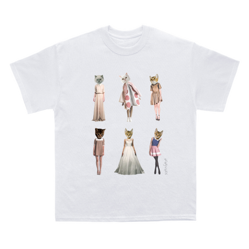 FASHCAT 2 KID'S TEE