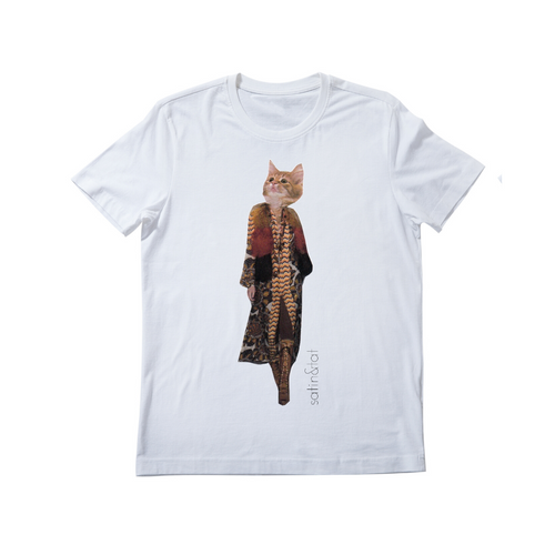 'FASHCAT ISABELLA' KID'S T-SHIRT