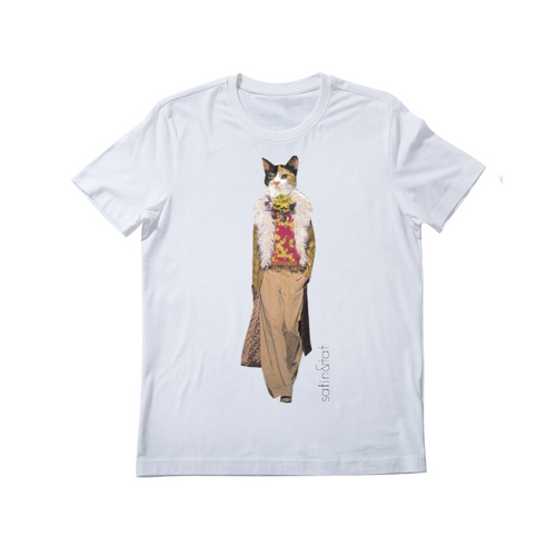 'FASHCAT RUBY' KID'S T-SHIRT