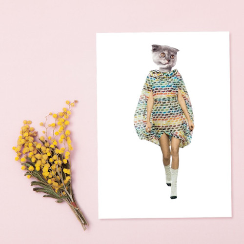 FASHCAT TORI CARD