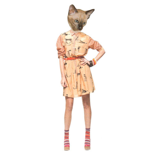 FASHCAT ELSIE CARD