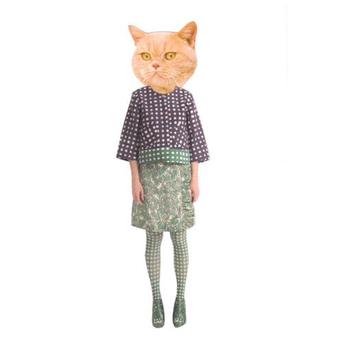 FASHCAT POLLY CARD
