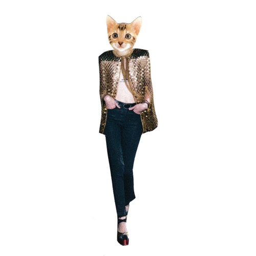 FASHCAT LAUREN CARD