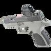Mirzon P320 Grip Storm Gray Assembled 1