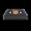 Orange/Black Ring Inline
