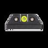 Yellow/Black Ring Inline