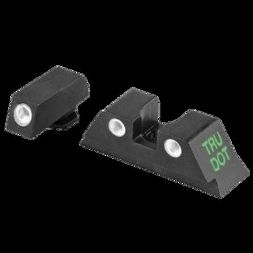 Meprolight Tru-Dot Sights, Fits Glock 17, 19, 23, 26
