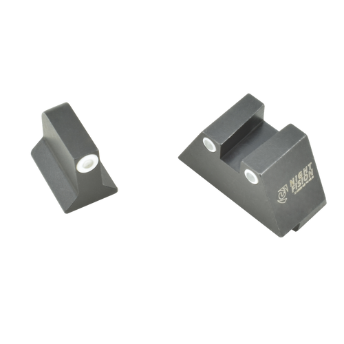 Night Fision Suppressor Height Sights for Glock