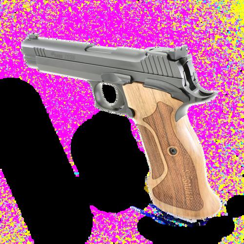 Sig Sauer P210 Target Pistol