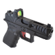 G19 Reptile Ported RMR Cut Black DLC Assembled