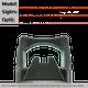 Glock/GL-507/Trijicon RMR Full Cowitness