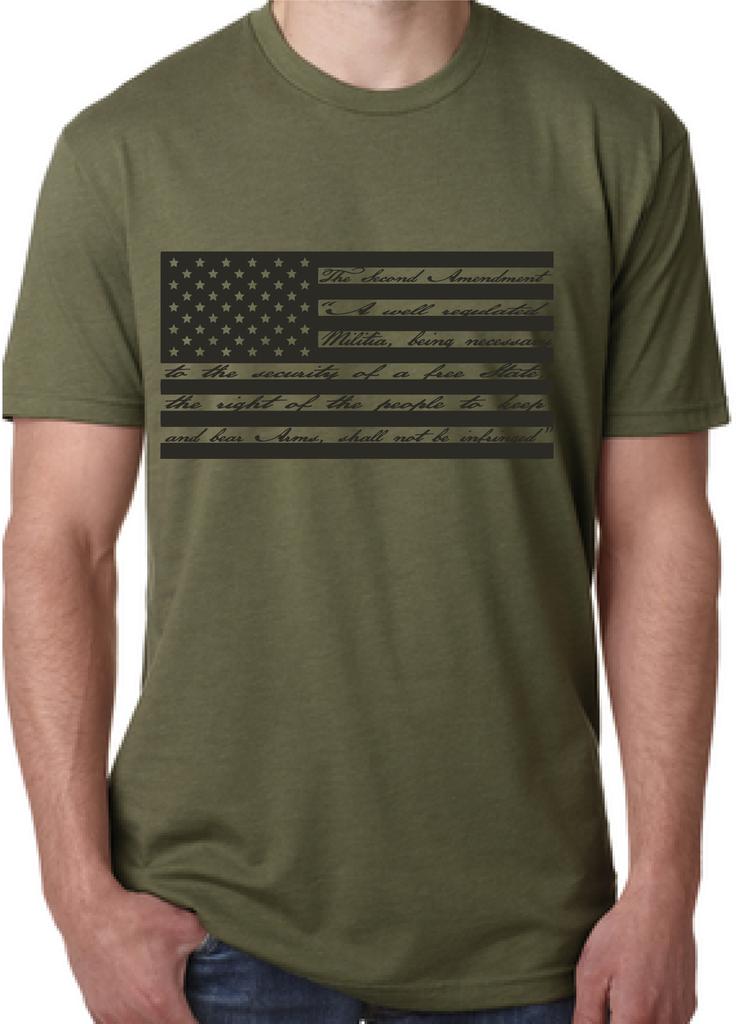2nd Amendment Flag (FREE SHIPPING)