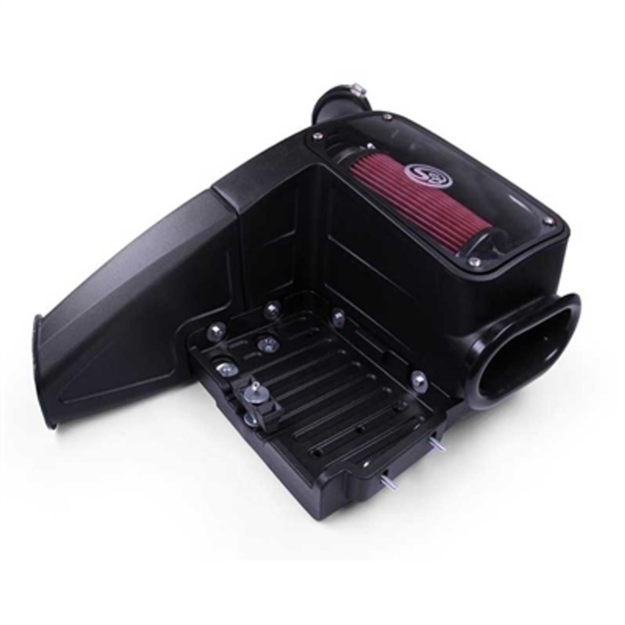 S/&B Cold Air Intake Kit w// Washable Filter 2003-2007 Dodge Ram Cummins 5.9L