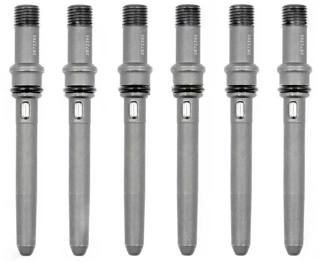 1998 5 2002 DODGE CUMMINS 5 9L 24 VALVE WITH VP44 PUMP INJECTOR CONNECTOR  TUBES SET OF 6