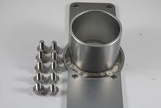 Ford Powerstroke Diesel 7.3L Billet Aluminum Intake Manifold Plenum - 10 Bolt* (SET OF 2)