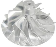 2003-2007 FORD 6.0L POWER STROKE TURBO POWERMAX 6+6 BLADE BILLET COMPRESSOR WHEEL