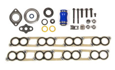 2003-2010 FORD 6.0L POWERSTROKE  EGR COOLER & TURBO KIT(WITH INTAKE GASKETS & HARDWARE)