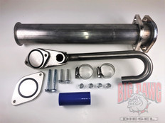 EGR RACE KIT FOR 2003-2010 FORD 6.0L POWERSTROKE (WITH UP-PIPE)