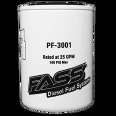FASS PF-3001 PARTICULATE FILTER
