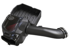S&B COLD AIR INTAKE FOR 2017-2019 FORD 6.7L POWERSTROKE (CLEANABLE FILTER) 75-5085