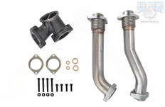 1999-2003 FORD 7.3L POWERSTROKE UPGRADED EXHAUST & TURBO MANIFOLD