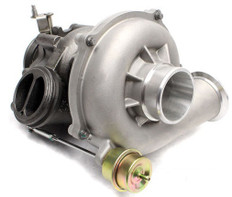 1999.5 -2003 FORD  POWERSTROKE NEW STOCK TURBOCHARGER GTP38 WITH EBPV EXHAUST OUTLET PLATE VALVE AND CAST WHEEL 5+5
