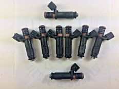2005-2007 FORD & LINCOLN 5.4L REMAN FUEL INJECTORS 5C3E-DB (Set of  8)