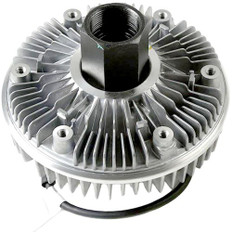 2003-2007 6.0L FORD POWERSTROKE DIESEL ELECTRIC RADIATOR COOLING FAN CLUTCH  4C3Z8A616AA