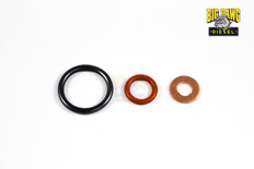 2003-2018 DODGE 5.9L & 6.7L CUMMINS INJECTOR INSTALLATION O-RING KIT (SET OF 6)