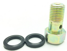 1994-1998 Dodge Cummins 12V P7100 Overflow Valve Valve Regulates Pressure Inside The Injection Pump A Bad Valve Will cause Low Power, Hard Starting, Etc.