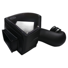 S&B COLD AIR INTAKE FOR 1994-2002 DODGE 5.9L CUMMINS (DRY FILTER) 75-5090D
