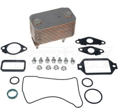 2001 - 2016 GM 6.6L DURAMAX NEW ENGINE OIL COOLER KIT