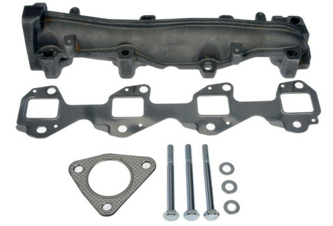 2001-2015 CHEVY/GMC DURAMAX 6.6L UPGRADED NO PINCH EXHAUST MANIFOLD KIT (LH) DRIVER SIDE