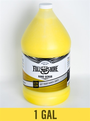 FULL BORE HAND CLEANER - 1 GALLON JUG - YELLOW WITH PUMP